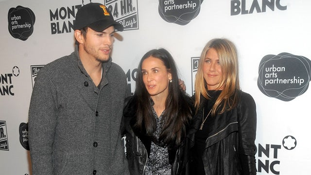 Ashton Kutcher Really Wants a Date with Jennifer Aniston