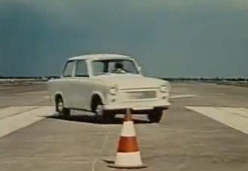 Schnell! Trabant 601 Coming Through, Comrades!