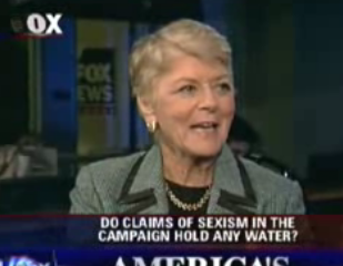 Geraldine Ferraro: You = What The Media Needs To Start Ignoring