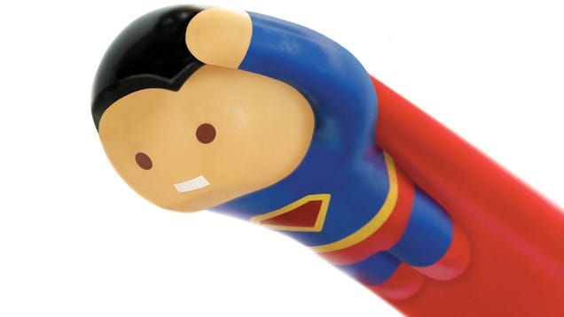 Superhero Shoe Horns Can Only Save Your Sneakers
