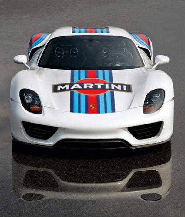 The Great Hypercar Wave of 2013