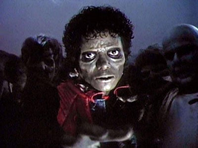 Michael Jackson's Zombie Musical Honored by the Library of Congress