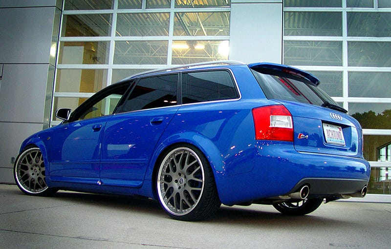 Why the Audi S4 Avant and BMW 535 Touring are Future Classics