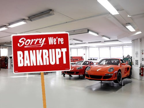 Gemballa Files For Insolvency, Questions Mount Over Owner's Disappearance