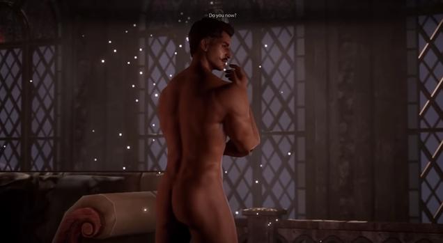 Ten Sex Scenes Found In Dragon Age: Inquisition