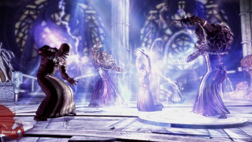 Dragon Age: Origins Preview: About Those Xbox 360 Controls...