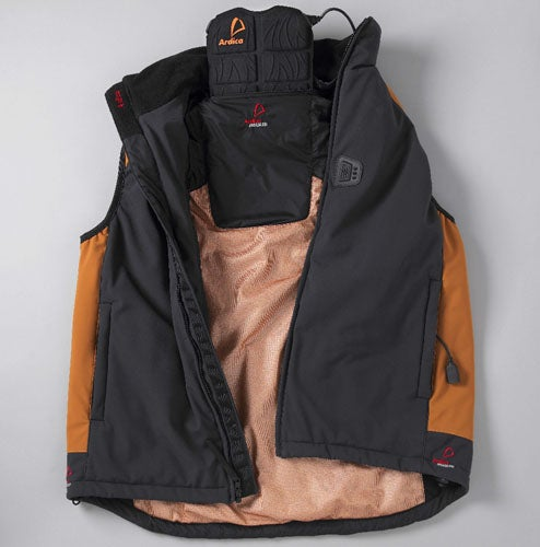 Ardica-Heated Jackets Also Juice Your Gadgets on Long Winter Trips