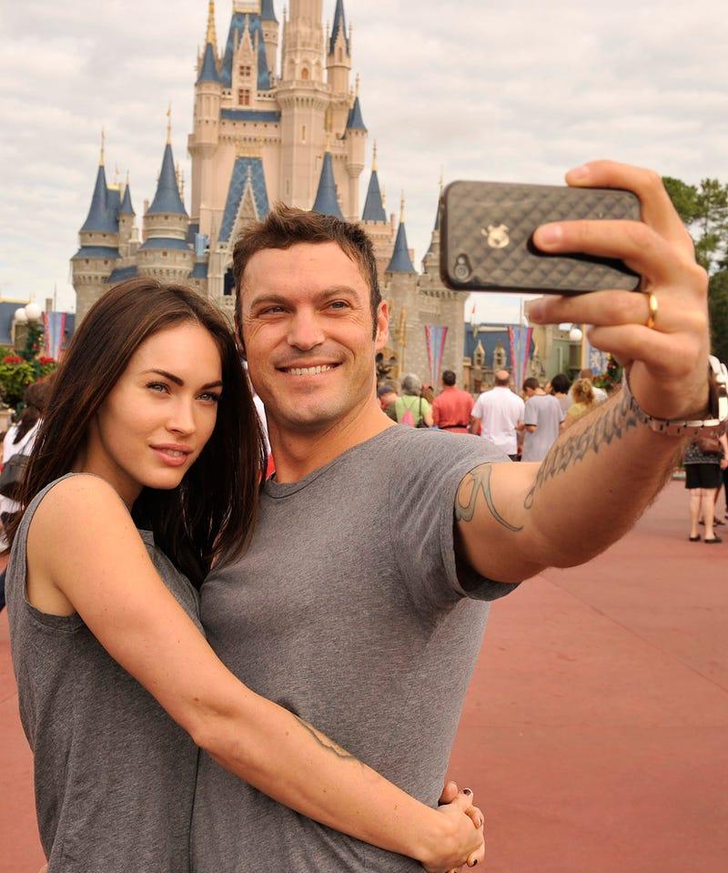Megan Fox's Biggest Fan Has a Photo Op