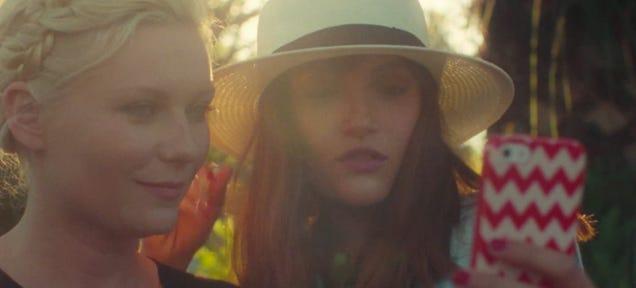 Short film: Kirsten Dunst