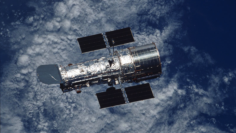 Secret American Space Agency Gives NASA Two Spy Telescopes More Powerful Than the Hubble