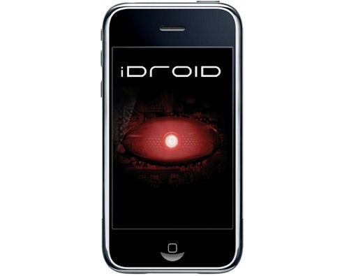Apple Rejects iDroid App (Thankfully)
