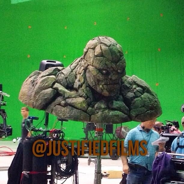 2015's Fantastic Four's Thing