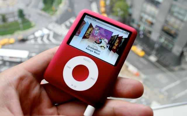 Second Opinion: iPod Nano Too Sharp