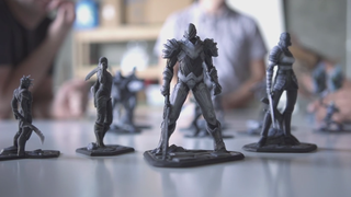 3D Print An <em>Infinity Blade</em> Figure Based On Your Character