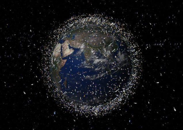 Space Is Full of Crap
