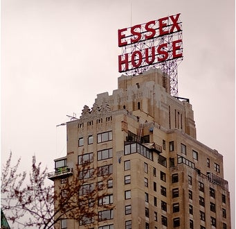 Essex House Murder Gets Tenuous Celebrity Angle