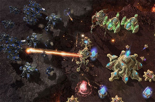 """StarCraft II: Wings Of Liberty Comes With Protoss """"Mini-campaign"""""""