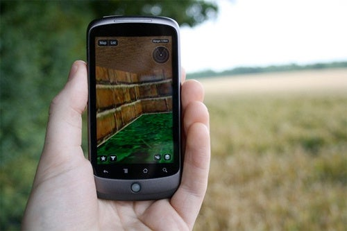 """AR Labyrinth Android App Turns Layar Into That Windows 95 """"3D Maze"""" Game"""