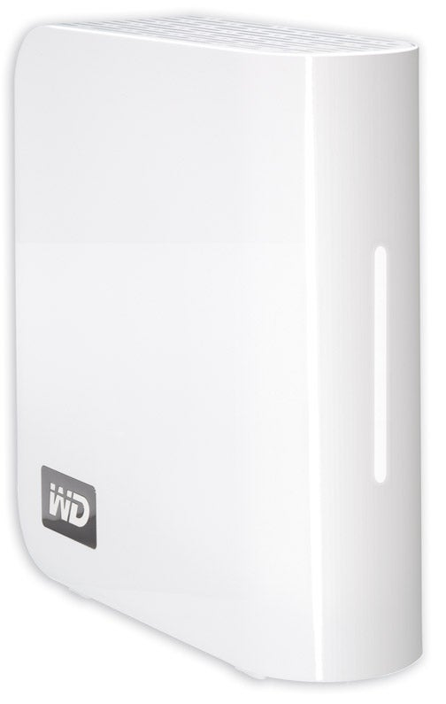 Western Digital 2TB My Book World Drive Uses One Single 2TB Disk
