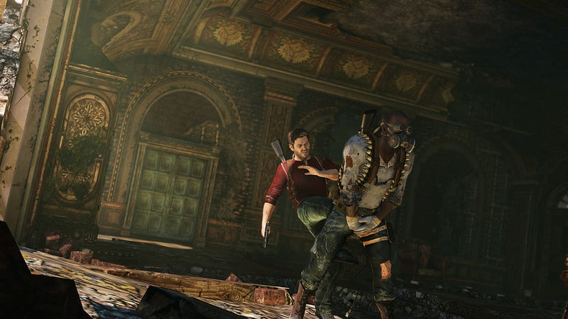 Buddy Up in the Uncharted 3 Beta