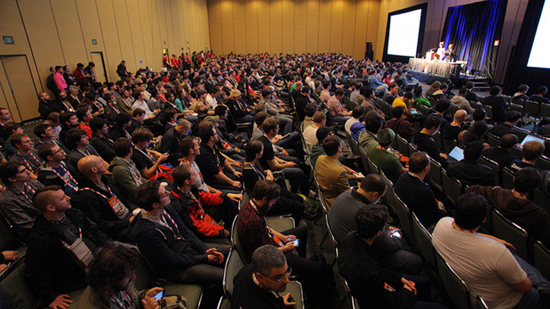 Sad You Weren't At GDC? Me Too. Let's Take A Virtual Tour Of All The Cool Stuff Instead.