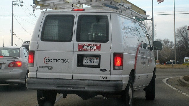 Why Comcast Never Seems to Meet Their Two-Hour Windows
