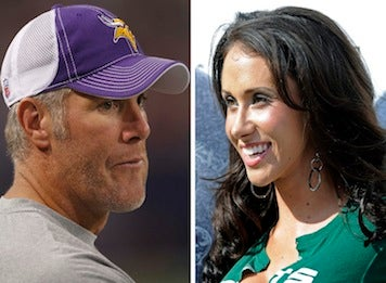 Brett Favre Allegedly Asked Jenn Sterger For Video Of Her Masturbating