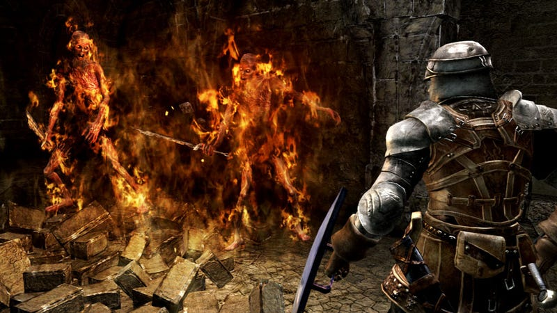 Dark Souls: My First 24 Hours in Hell