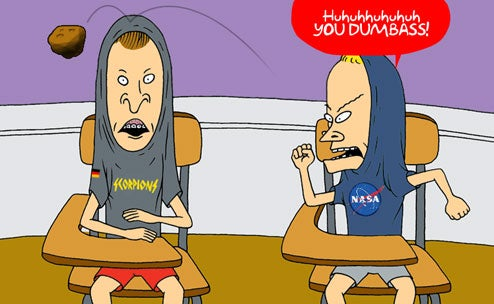 "NASA to Doomsday Asteroid Student: ""Shut Up, Dimwit"""