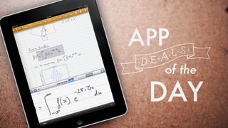 Daily App Deals: Get Ghostwriter Notes for iPad for Free in Today's App Deals
