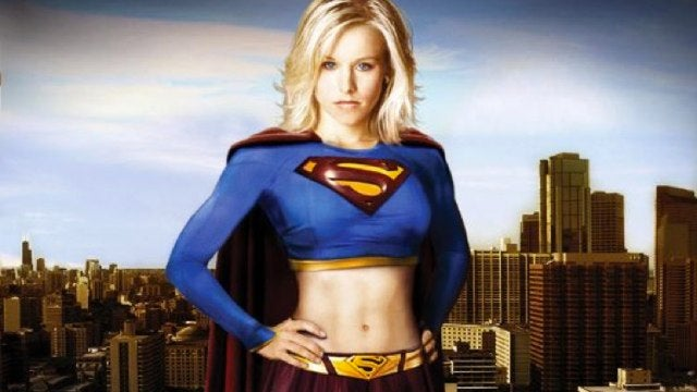 The Farrelly Brothers spoof DC's superheroes — with Kristen Bell as Supergirl and John Hodgman playing the Penguin