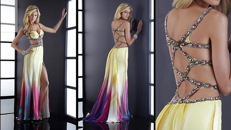 Prom Dresses Slutty Enough to Break Any School Dress Code
