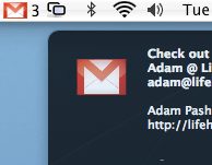 How Do You Get New Gmail Notifications?