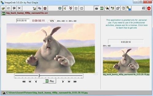 ImageGrab Is a Powerful Video Screenshot Tool