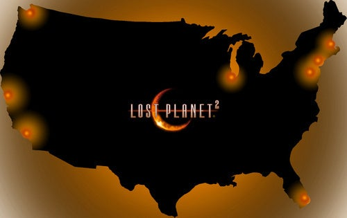 Monster Lost Planet 2 Ice Cubes Invade U.S.
