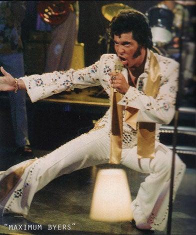 Elvis Has Left the Planet