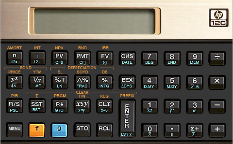 HP Invents Time Machine, Converts iPhone into Classic Calculator
