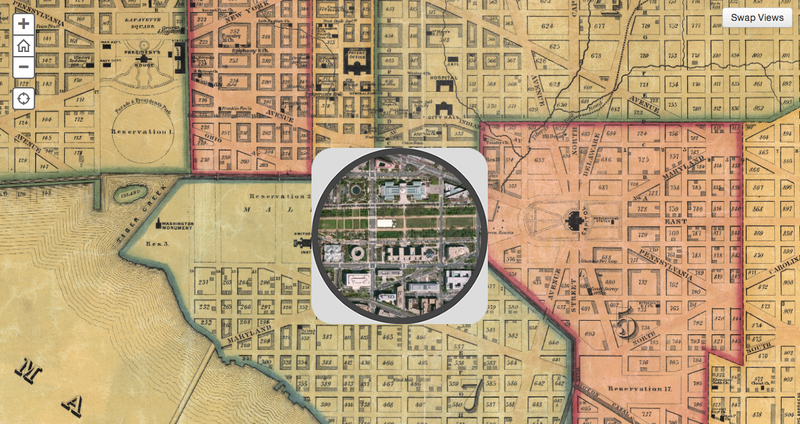 These Interactive Maps Compare 19th Century American Cities to Today