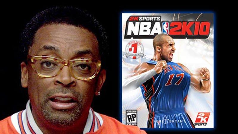 Why Is Kobe Bryant Wearing A Knicks Uniform?
