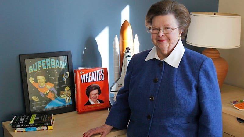 Barbara Mikulski Is Just the Kind of Political Badass the Senate Needed