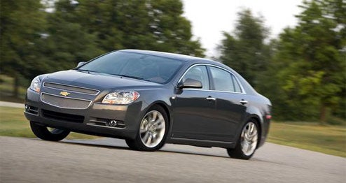 2008 Chevy Malibu Refuses to be Ignored, Tops J.D. Power Initial Quality Survey