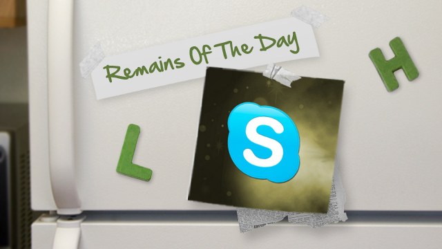 Remains of the Day: Skype Responds to Concerns About Exposed IP Addresses