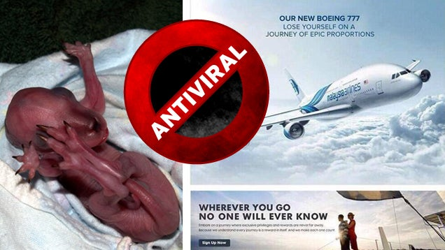 Antiviral: Here's What Was Bullshit on the Internet on April Fools
