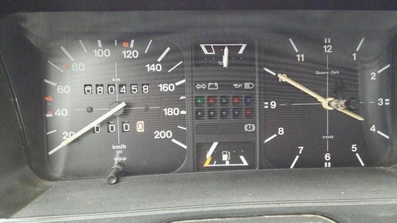 Any semi-classic VW fans around?