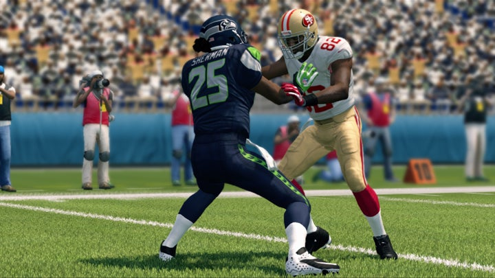 Madden's Ratings Back Up Richard Sherman's Trash Talk
