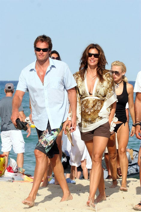 Cindy Crawford & Rande Gerber: Fuck Them