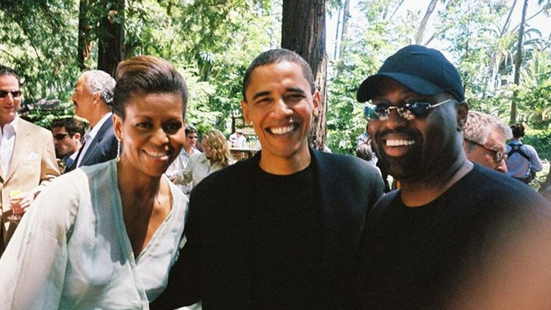 Barack and Michelle Obama Salute Frankie Knuckles in Letter