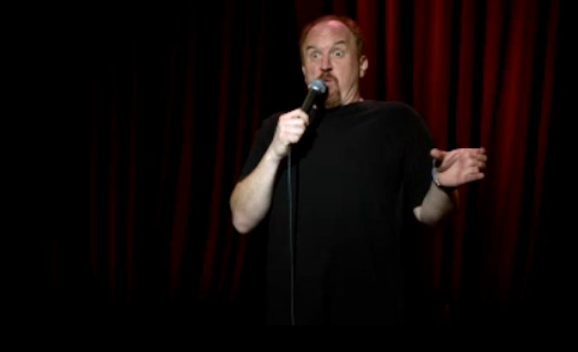 Louis C.K. on The Hot Girl at the Bar