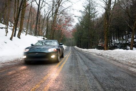 2008 Jaguar XKR, Part Two