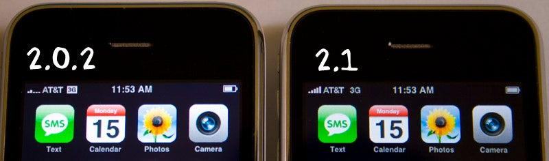 iPhone 2.1 Firmware Review: It Fixes Everything We Can See